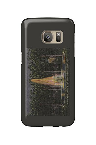 deland-florida-stetson-university-fountain-at-night-galaxy-s7-cell-phone-case-slim-barely-there