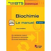 Biochimie : Bases biochimiques de la diététique