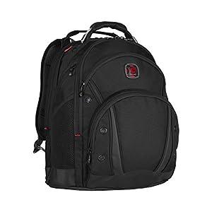"41jEzjW7tzL. SS300  - Wenger/SwissGear Synergy maletines para portátil 40,6 cm (16"") Mochila Negro - Funda (Mochila, 40,6 cm (16""), Tirante para hombro, 1,7 kg, Negro)"