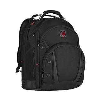 Wenger/SwissGear Synergy maletines para portátil 40,6 cm (16″) Mochila Negro – Funda (Mochila, 40,6 cm (16″), Tirante para Hombro, 1,7 kg, Negro)