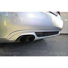 A58T Coupe difusor trasero S Line de Look (doble End de tubo de izquierda)
