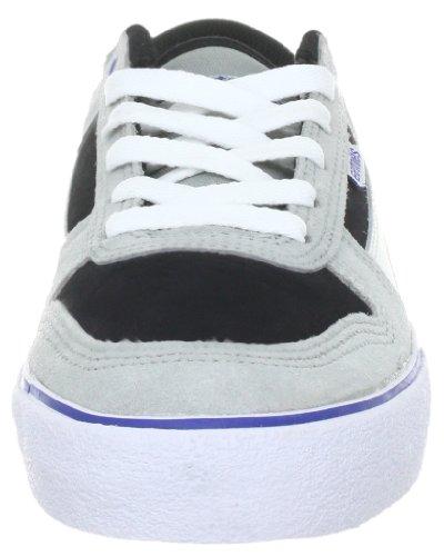 Etnies RVS 4101000310, Scarpe da skateboard uomo Grigio (Grau (GREY/BLACK/ROYAL 033))