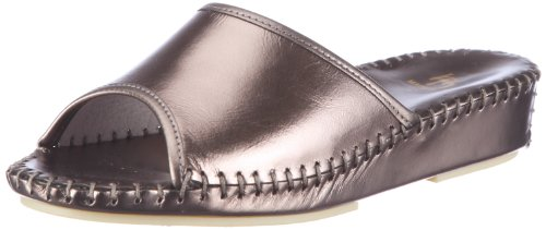 Hans Herrmann Collection 021644-90, Chaussures femme Argent-TR-C3-20