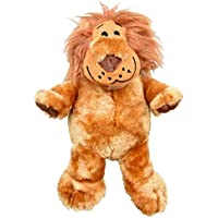 Heads Up For Tails Dog Toy - Big Buddy Collection - Plush Toys for Small Medium Large Breeds (Simba The Lion)