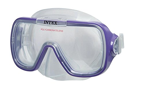 INTEX Wave Rider Masque - Couleurs Assorties