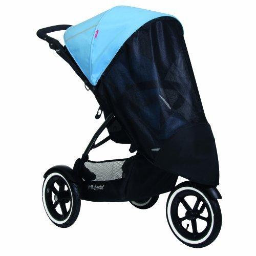 philteds-uv-sunny-days-mesh-cover-for-single-navigator-stroller-black-by-philteds