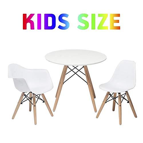 Buschman Muebles para Niños | Conjunto de Mesa y Sillas | 2...