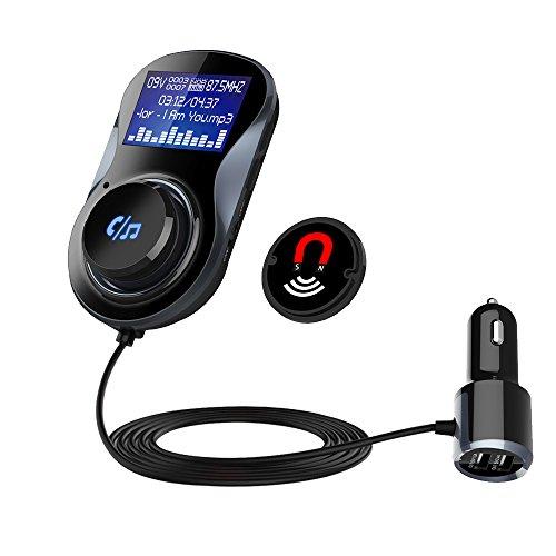 FORNORM 4.1 Bluetooth FM Transmi...