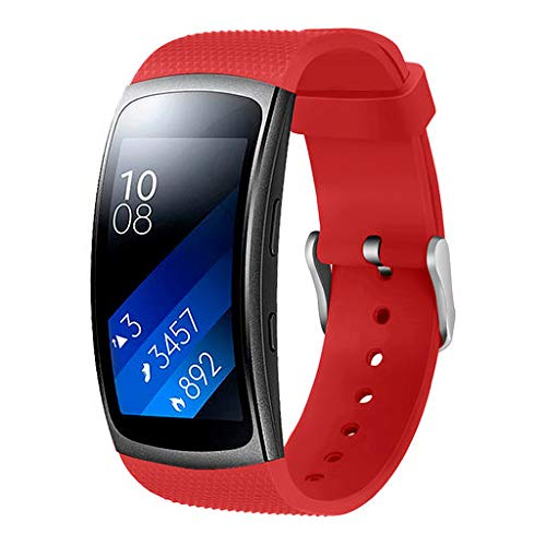d5cd66c1242e Lyperkin Samsung Gear Fit 2 Gear Fit 2 Pro - Correa de Repuesto para Reloj