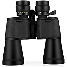 120 Times Times The Double Barrel Waterproof Telescope HD Haute luminosité Night Vision 120x80 Camping Space Bird Watching