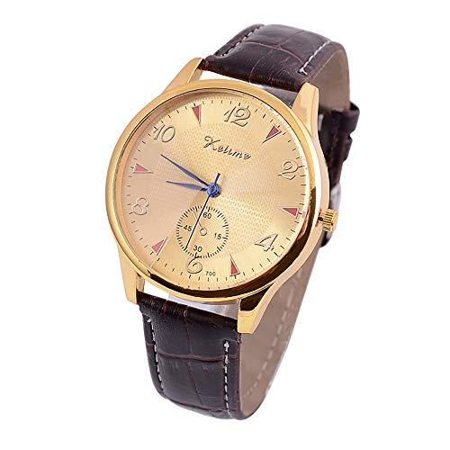 f831fd450c11b4 Luxusuhren Kaufen Waselia Uhren Preise Uhren Modische Uhren Herren Uhr  Schwarz Damen Uhren