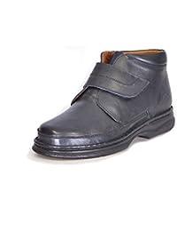 Sandpiper - Chaussures À Lacets Peau D'un Autre Homme, Brun, Taille 41.5