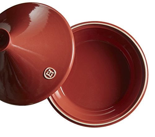 Emile Henry Tajine aus Keramik, 27x27x20cm