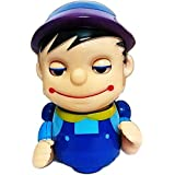 Baby Naughty Toy By Zuffon Naughty Baby Musical Crawling Girl Toy With Mummy Papa Saying Sound, Birthday Gift For Kids Birthday Gift For Kids Toy Kid Children Infant Love Birthday Gift Multicolor Battery Operated