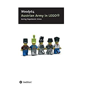 Austrian Army in LEGO: during Napoleonic times 1 spesavip