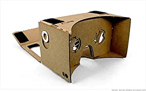 Conceptual Reality Eye Box Beta (Google Cardboard) Screen Size Upto 5.5 inches (Big)