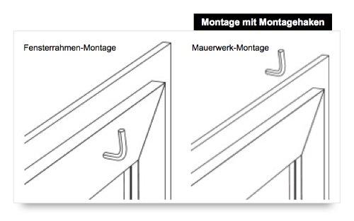 victoria m klemmfix bambusrollos montage ohne bohren aus. Black Bedroom Furniture Sets. Home Design Ideas