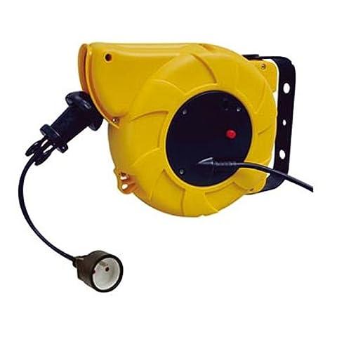 Enrouleur Retractable - Perel EARC15 Enrouleur rétractable 13/2