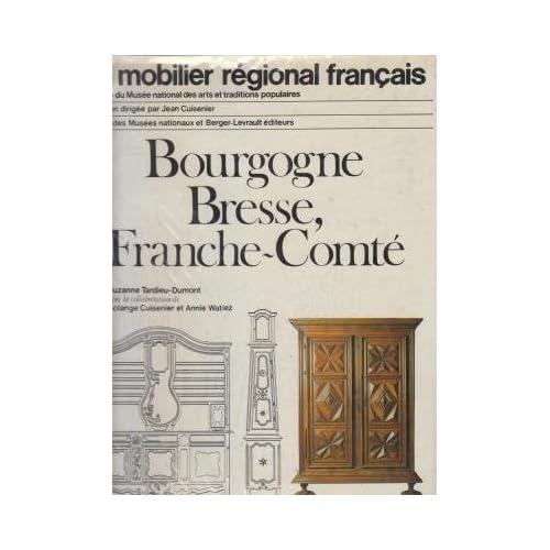 Le mobilier régional français