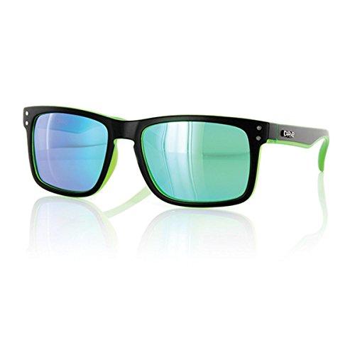 Carve Goblin Sonnenbrille, Uni, Goblin, Matt Black/Clear Green PR