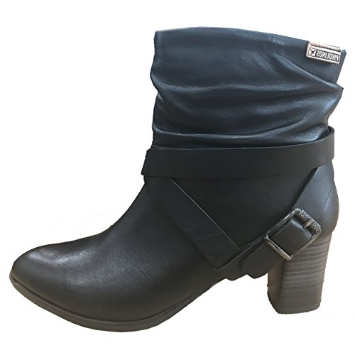 8956 PIKOLINOS ANKLE BOOT Black