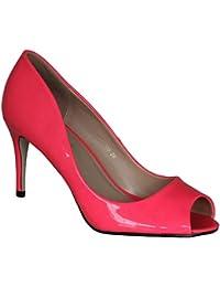 Ideal , Escarpins peep-toe femme