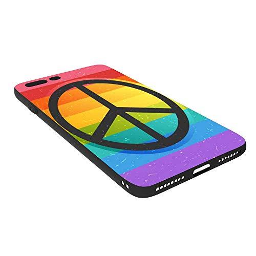 e20b3821d76a PecoStar iPhone 7 Plus Case,iPhone 8 Plus Case, Gay Pride Bear Flag Design  Soft TPU Silicone Gel Case Cover For Apple iPhone 7Plus/8Plus 5.5 Inch