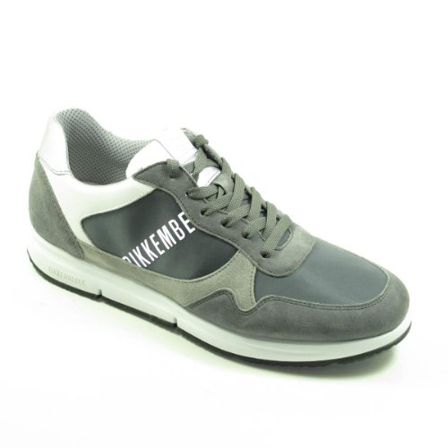 Bikkembergs Homme Sneakers Gris - gris