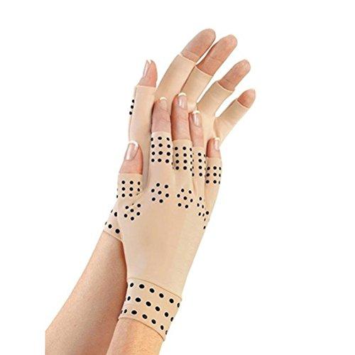 Rosenice Arthritis Kompression Handschuhe mit Magneten