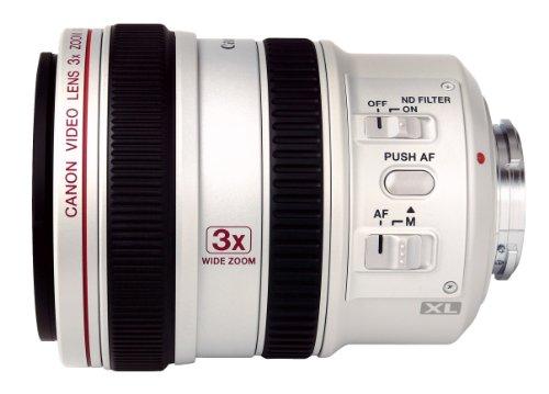 Canon 3.4-10.2mm f/1.8-2.2 Wide - Objetivo para Canon (distancia focal 24-72mm, apertura...