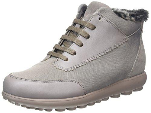 Camper Pelotas Step, Zapatillas Altas Para Mujer, Gris (Medium Gray 030), 42 EU