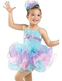 Geschenk-Idee! Herrliche Prinzessin Design Ballett- Ballettröckchen-Kleid / Tanzkleid, Mädchen Größe 4-8 , Preis / Stück - 6