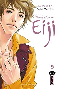 Professeur Eiji Edition simple Tome 5