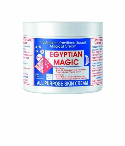 Compatable and effective for all various skin types - Egyptian Magic All Purpose Skin Cream Facial Treatment Products by Egyptian Magic (Egyptian Magic Skin Cream)