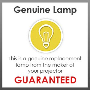 ASK SP-LAMP-015 Original Ersatzlampe mit Gehäuse Ask Sp-lamp