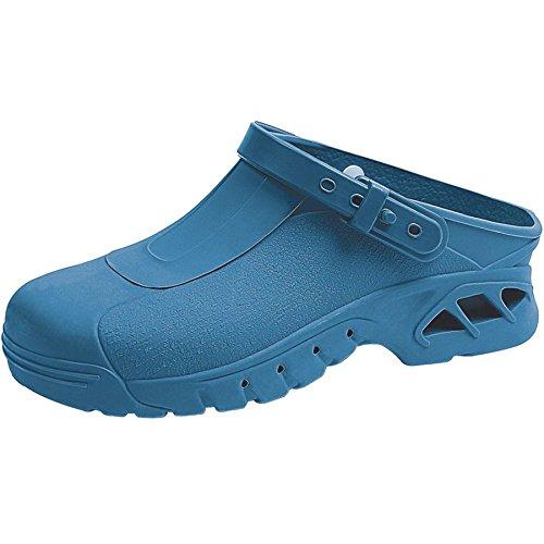 Abeba, Herren Sicherheitsschuhe Blau blau 42