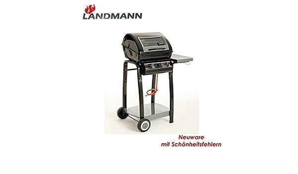 Landmann Gasgrill B Ware : Landmann gasgrill 12392 b ware lavastein grill lavasteingrill