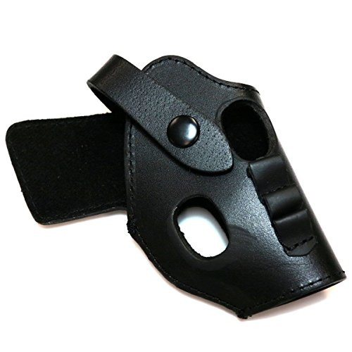 Tactical Shooting Gear Army Force af-hl006 Army Force Leder RH Pistole Gürtel Holster für Walther PPK schwarz