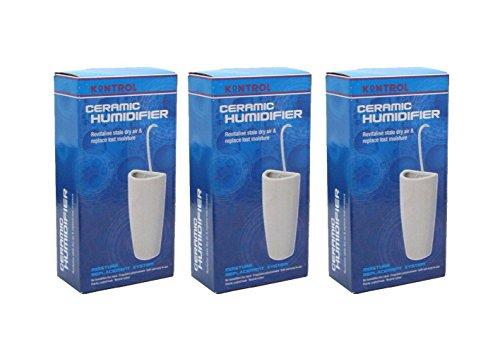 Kontrol radiador humidificador de cerámica para colgar la humedad aire seco olla - 3 unidades