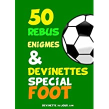 50 devinettes spécial Foot