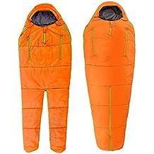 Saco de Dormir de Forma de Astronauta 3-4 Estaciones Cuello con cordón Adecuado para