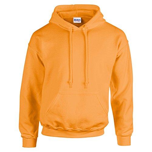 Gildan HeavyBlendTM Felpa con cappuccio Safety Orange