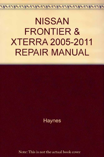 nissan-frontier-xterra-2005-2011-repair-manual