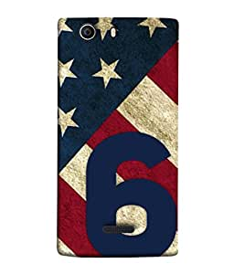 PrintVisa Designer Back Case Cover for Micromax Canvas Nitro 2 E311 (Country flag respect wars protect)