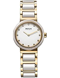 Bering Time Women's Quartz Watch Ceramic 10725-751
