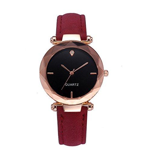 Uhren Damen Armbanduhr Frauen Quarz Armbanduhr Uhr Damen Kleid Geschenk Uhren Klassisch Uhr Analoge Uhr,ABsoar
