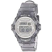 Casio Womens Quartz Watch, Analog-Digital Display and Resin Strap BG-169R-8DR