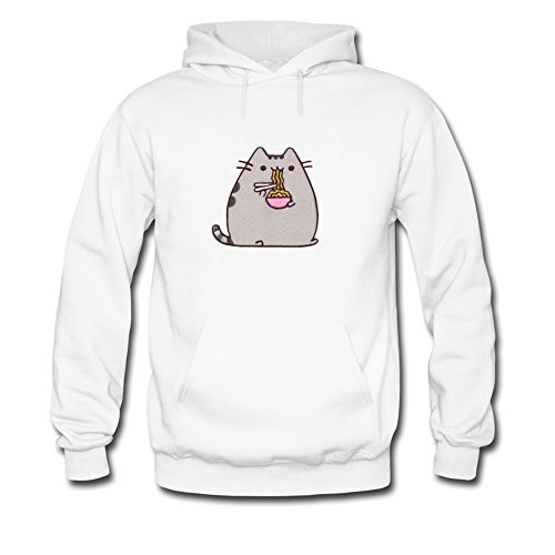 Pusheen Unicorn Cat For Mens Hoodies Sweatshirts Pullover Outlet