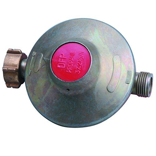 Détendeur propane fixe F bout./m 20x150 4kg/h 37mb coque