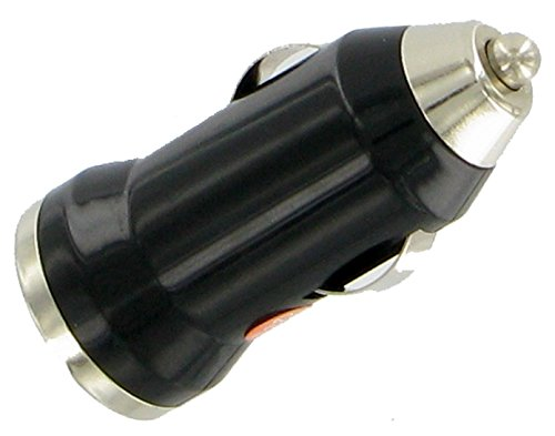 Caseit Multi Pack Set mit Hard Shell Clip-On Hülle Case Cover, Displayschutzfolie, USB Adapter KFZ-Ladegerät und USB-Ladekabel für Samsung Galaxy S4 - Schwarz Weiß